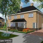 Goedkoop en snel een nieuw huis bouwen rowecobouw for Goedkoop vrijstaand huis bouwen