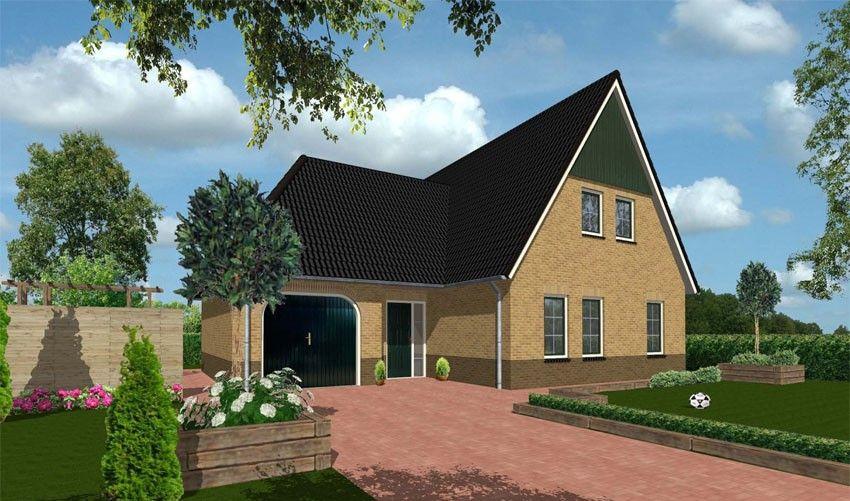 Elegant type rw with vrijstaande woning bouwen prijzen for Prijzen nieuwbouw vrijstaande woning