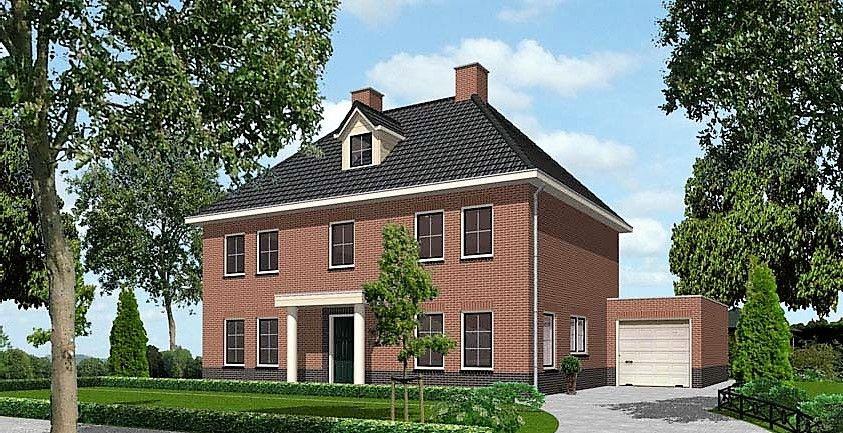 Interesting type rw with vrijstaand huis bouwen prijzen for Zelf woning bouwen prijzen