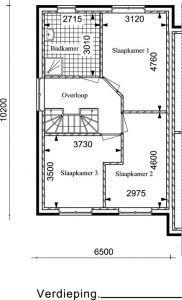 RWD06 verdieping