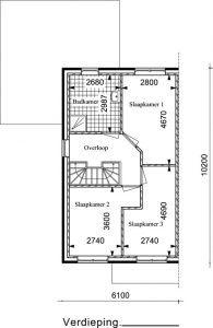 RWD07 verdieping