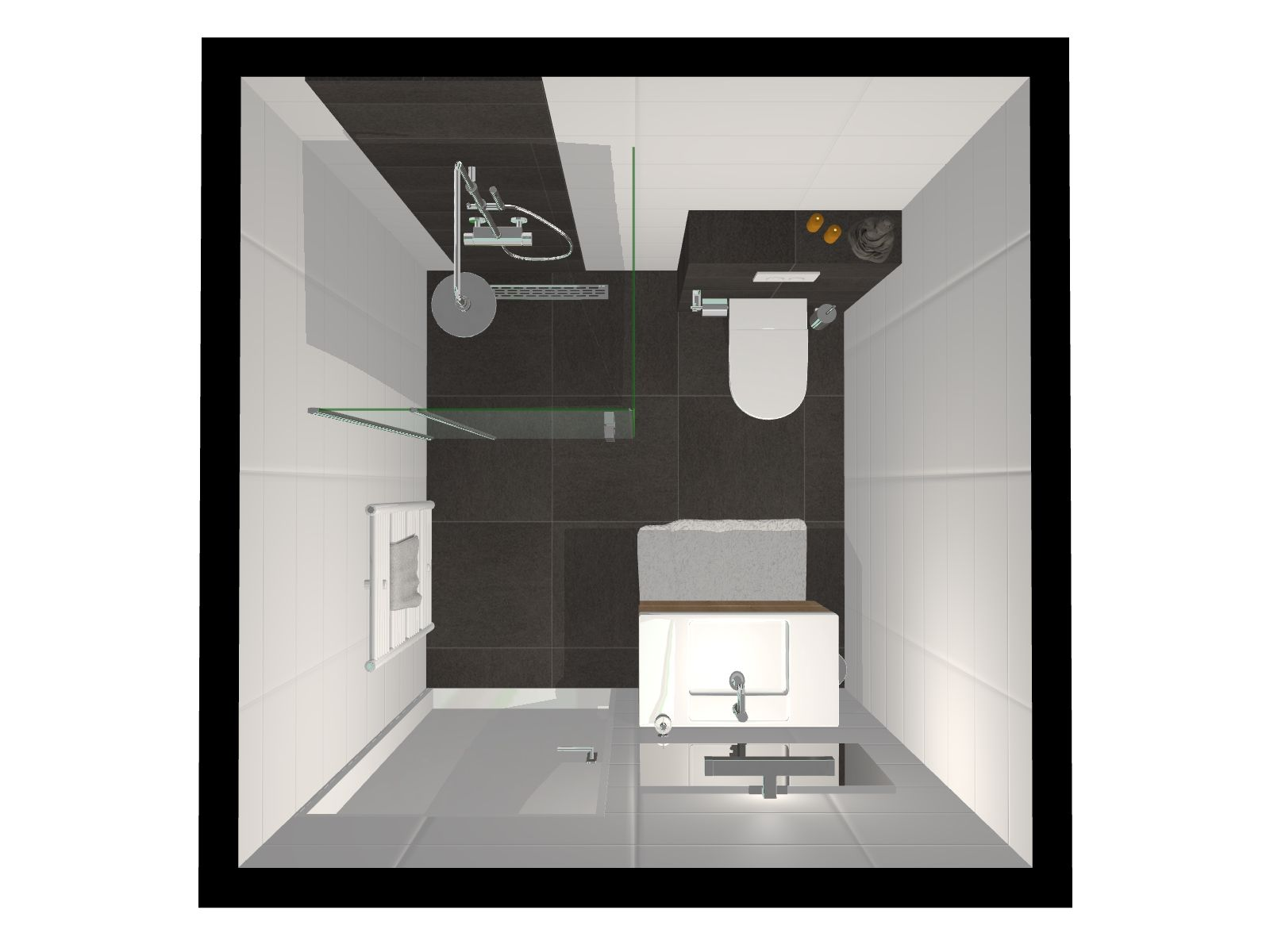 Ikea Badkamer Marktplaats ~ standaard badkamer boven aanzicht standaard badkamer met ligbad