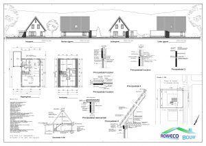 Rw14 woning bouwen berkel zuidland roweco bouw for Huis bouwen stappen