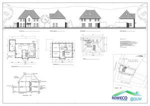 Rw41 woning bouwen mierlo roweco bouw for Huis bouwen stappen