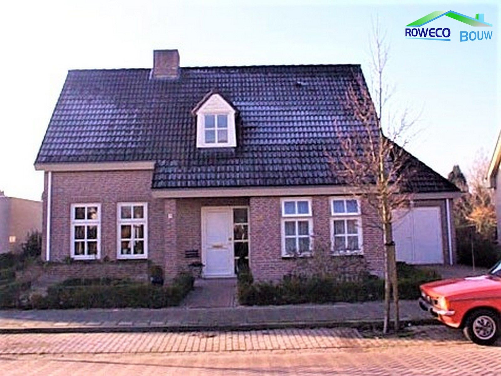 Foto inspiratie boek met woningen roweco bouw for Huis bouwen stappen