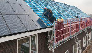 Nul-op-de-Meter met zonnepanelen