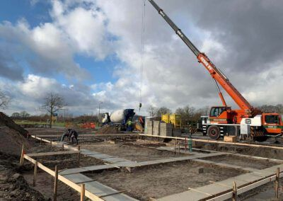 Strokenfundering Roweco